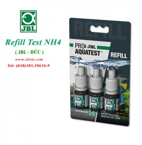 Refill test NH3/NH4 JBL